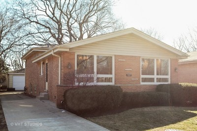Wilmette Single Family Home For Sale: 3005 Washington Avenue