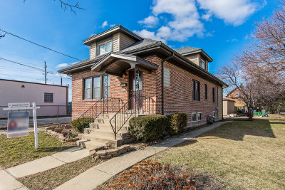 Brookfield Single Family Home For Sale: 4636 Deyo Avenue
