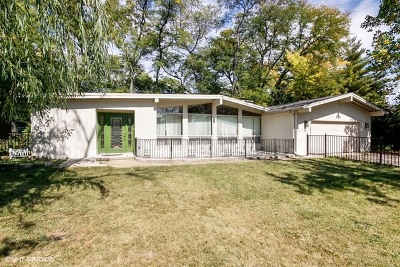 Downers Grove Single Family Home Contingent: 216 Shady Lane