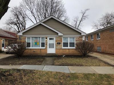 Bellwood Single Family Home For Sale: 236 Zuelke Avenue