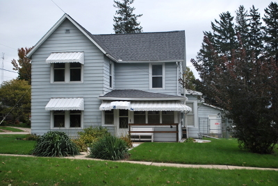 Single Family Home For Sale: 706 Hicks Avenue