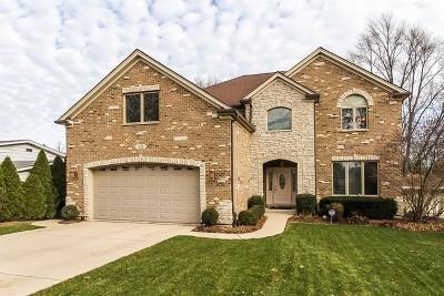 Palatine Single Family Home Price Change: 137 South Ashland Avenue