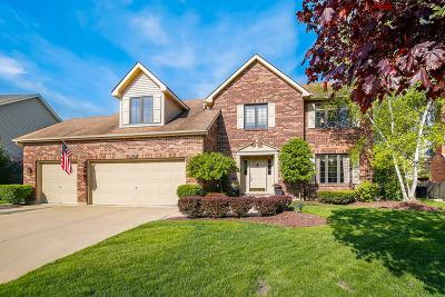 Hoffman Estates Single Family Home Price Change: 4930 Castaway Lane