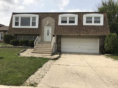 Tinley Park Rental For Rent: 16422 76th Avenue