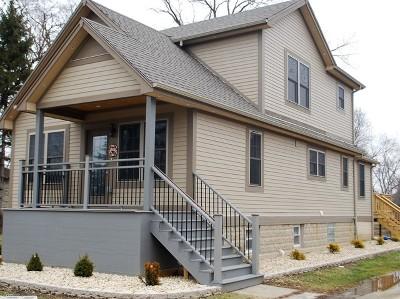 Burr Ridge Single Family Home For Sale: 8s035 Madison Street