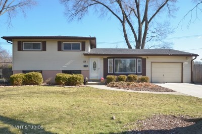 Glenview Single Family Home For Sale: 131 Stacy Court