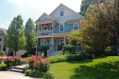 Glen Ellyn Single Family Home For Sale: 691 Hill Avenue