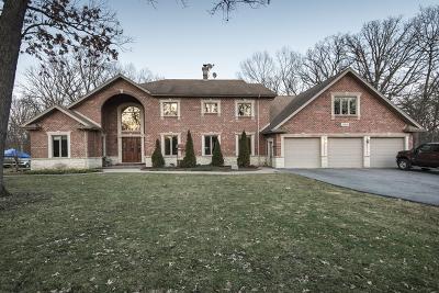 Palos Park Single Family Home For Sale: 12621 Rosemary Lane