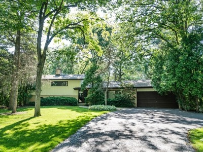 Highland Park Single Family Home For Sale: 1688 Sunnyside Avenue