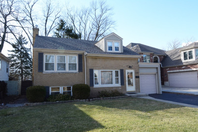 Elmhurst Single Family Home For Sale: 558 South Hillcrest Avenue