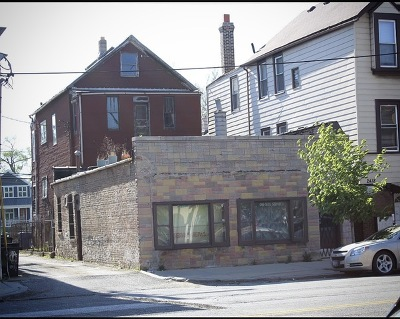 Commercial For Sale: 2416 North Western Avenue
