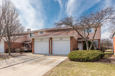 Wheaton Condo/Townhouse For Sale: 1632 Dundee Drive