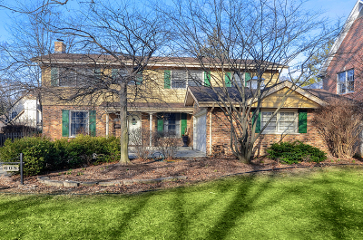 Hinsdale Single Family Home For Sale: 608 Franklin Street
