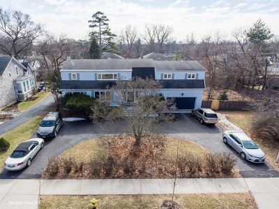 Clarendon Hills Single Family Home For Sale: 155 Chicago Avenue