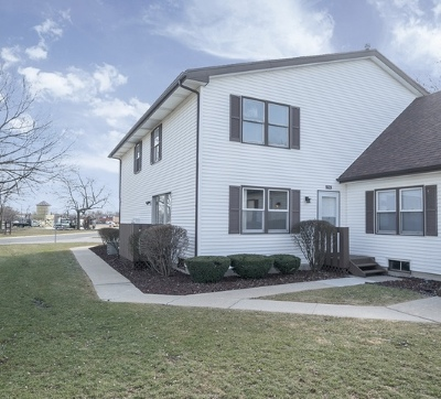 Frankfort Condo/Townhouse Contingent: 7742 West Almond Court
