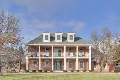 New Lenox Single Family Home For Sale: 14242 Summerfield Drive