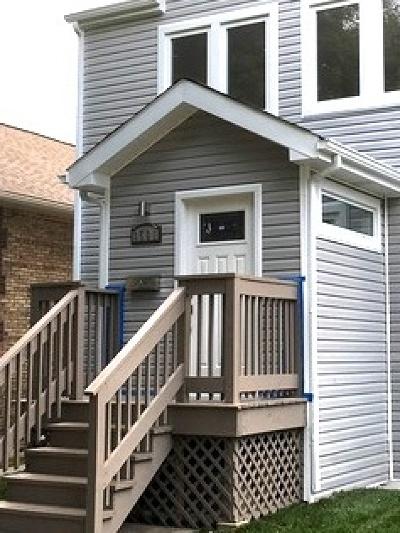 Berwyn Single Family Home For Sale: 3531 Scoville Avenue