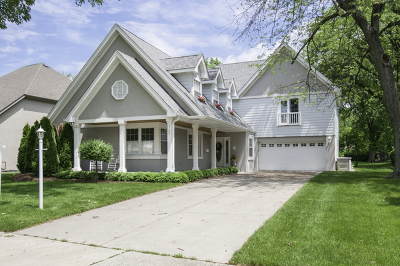 Western Springs Single Family Home For Sale: 5409 Johnson Avenue