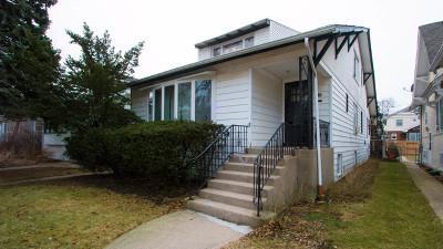 Oak Park Single Family Home Price Change: 839 North Harvey Avenue