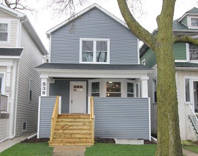 Oak Park Single Family Home For Sale: 538 South Harvey Avenue