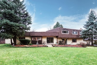 Oak Brook Single Family Home For Sale: 9 Devonshire Drive