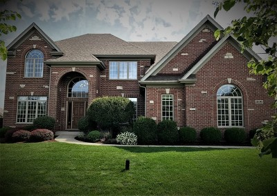 Elgin Single Family Home For Sale: 3699 Peregrine Way