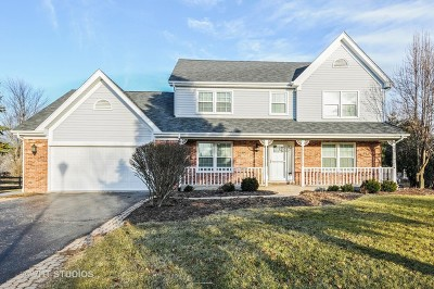 Batavia Single Family Home For Sale: 1708 Carr Court