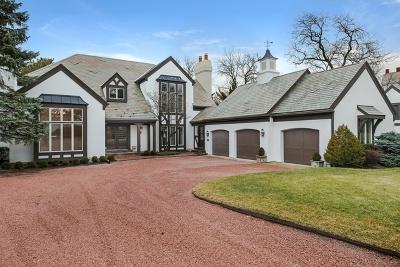 Burr Ridge Single Family Home For Sale: 1502 Burr Ridge Club