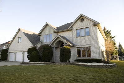 Tinley Park Single Family Home Contingent: 9231 Thornwood Drive
