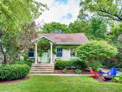 Glen Ellyn Single Family Home For Sale: 235 Forest Avenue