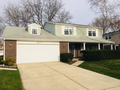 Arlington Heights Single Family Home For Sale: 1511 South Kaspar Avenue