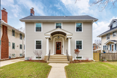 Oak Park Single Family Home For Sale: 841 North Euclid Avenue