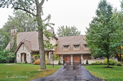 Hinsdale Single Family Home For Sale: 404 Birchwood Road
