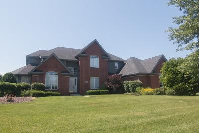 Homer Glen Single Family Home For Sale: 12337 Shellbark Drive