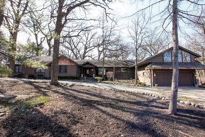 Palos Park Single Family Home Price Change: 12630 South Timberlane Drive