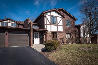 Palos Park Condo/Townhouse For Sale: 9748 Mill Drive East Drive #B2