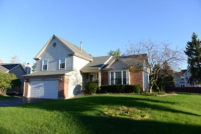 Buffalo Grove Single Family Home For Sale: 1318 Devonwood Court