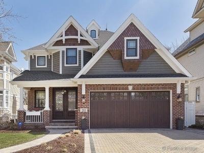 La Grange Single Family Home For Sale: 211 South Ashland Avenue