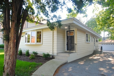 Downers Grove Single Family Home For Sale: 4409 Wilson Avenue