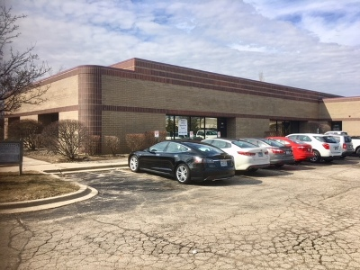 Schaumburg Commercial For Sale: 1920 Wright Boulevard