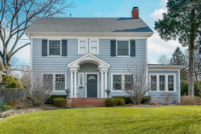 Glen Ellyn Single Family Home Price Change: 229 North Main Street