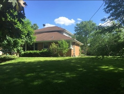 Burr Ridge Single Family Home For Sale: 208 West 59th Street