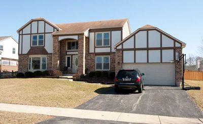 Bolingbrook Single Family Home For Sale: 1070 North Ashbury Avenue