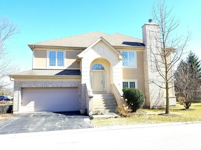 Lincolnshire Condo/Townhouse For Sale: 6 Beaconsfield Court