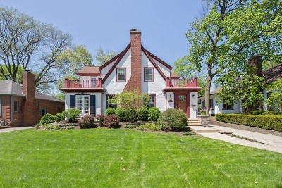 Elmhurst Single Family Home For Sale: 388 South Arlington Avenue