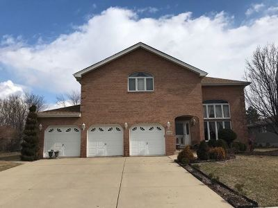 Mokena Single Family Home For Sale: 19849 Green Meadows Parkway