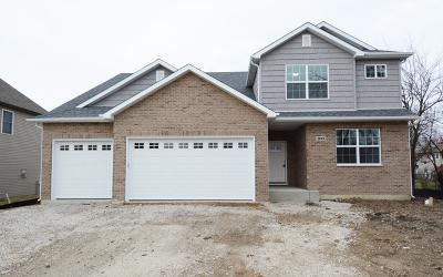Bensenville Single Family Home For Sale: 932 John Street