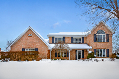 Frankfort Single Family Home For Sale: 10645 Williamsburg Trail