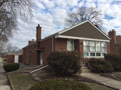 Riverdale Single Family Home For Sale: 669 West 144th Street