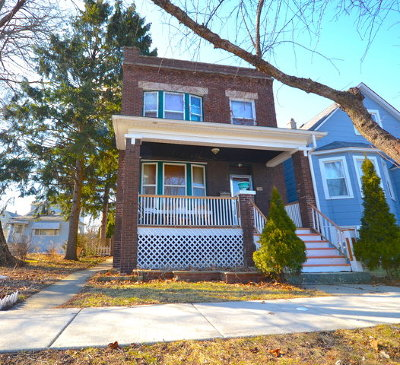 Berwyn Multi Family Home Contingent: 1306 South Home Avenue